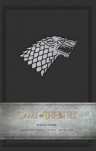 House Stark Ruled Journal (Game of Thrones)