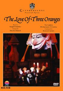 The Love of Three Oranges