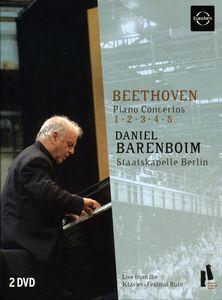 Beethoven Piano Concertos 1.2.3.4.5 [Import]