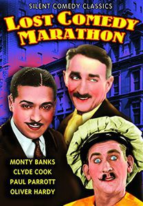 Lost Comedy Marathon (Silent)