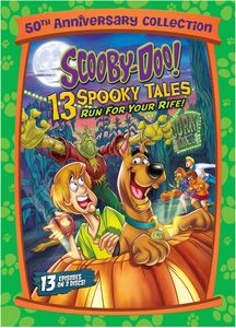 Scooby-Doo! 13 Spooky Tales Run For Your 'Rife!