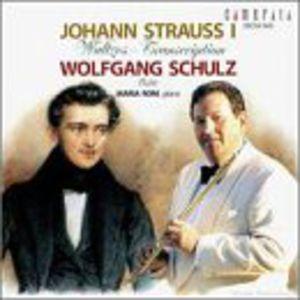 Johann Strauss SR Waltz Transcriptions