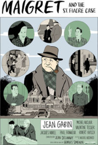 Maigret and the St. Fiacre Case , Jean Gabin