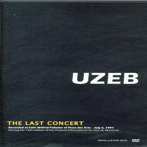 Uzeb The Last Concert