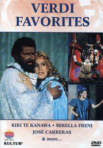 Verdi Favorites