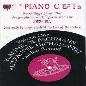 Piano G & TS 1 /  Various