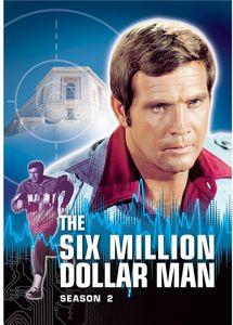 The Six Million Dollar Man: Season 2