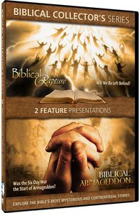Biblical Collector's Series: Biblical Rapture /  Biblical Armageddon
