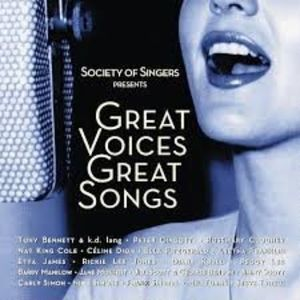 Great Voices & Great Songs /  Various [Import]