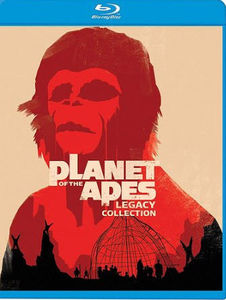 Planet of the Apes: Legacy Collection