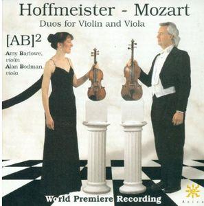 Duos for Violin & Viola