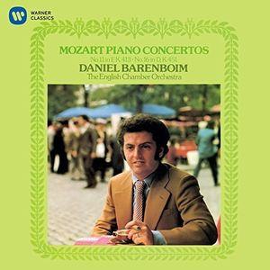 Mozart: Piano Concertos Nos. 16 & 11