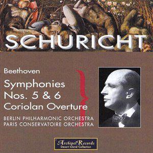 Sinfonien 5 & 6 Corolian Ovt