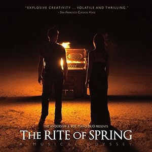 Rite of Spring: A Musical Odyssey