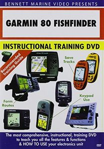 Garmin 80 Fishfinder
