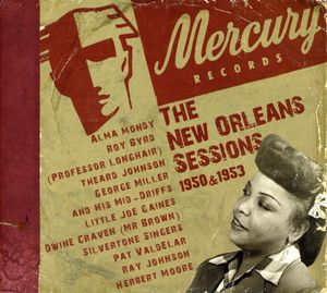 Mercury New Orleans Sessions, Vol. 1