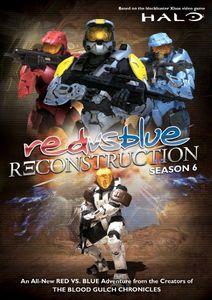 Red Vs. Blue Season 6: Reconstruction