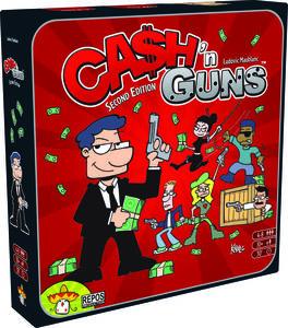 CASH N GUNS (2ND EDITION): MORE CASH MORE GUNS EX