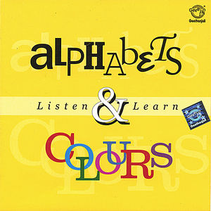 Listen & Learn Alphabets & Colours