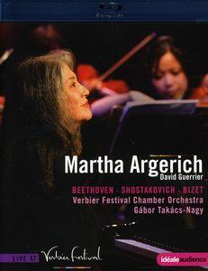 Verbier Festival 2010 - Martha Argerich