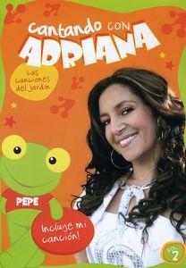 Vol. 2-Cantando Con Adriana Las Canciones Del Jard [Import]
