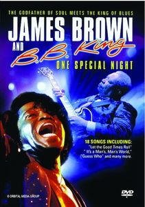 James Brown /  BB King: Legends in Concert