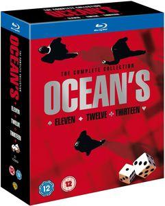 Ocean's Trilogy (Blu-ray)
