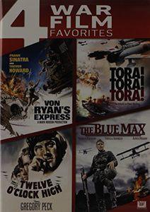 4 War Film Favorites