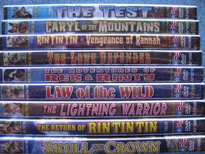Rin Tin Tin Collection 1