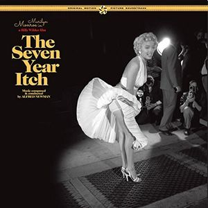 Seven Year Itch: Deluxe Edition (Original Soundtrack) [Import]