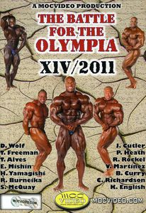 Battle for the Olympia 2011 Bodybuilding
