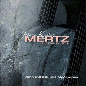Johann Kaspar Mertz 1806-1856 Guitar Duets