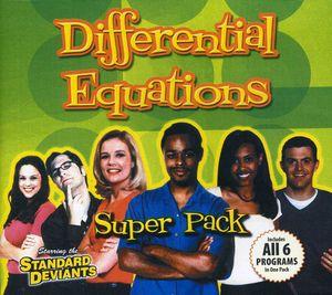 Differential Equations 7 Superpak