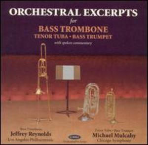 Orchestral Excerpts for Bass Trombone & Tuba