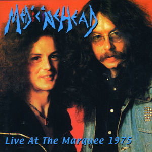 Live at the Marquee 1975 [Import]