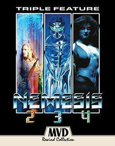 Nemesis 2 /  Nemesis 3 /  Nemesis 4: Triple Feature
