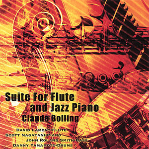 Suite for Flute & Jazz Piano By Claude Bolling