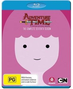 Adventure Time: Complete Seventh Season [Import]