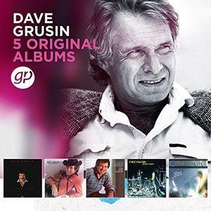 5 Original Albums by Dave Grusin