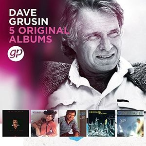 5 Original Albums by Dave Grusin