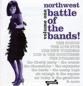 Northwest Battle of the Bands /  Various [Import]