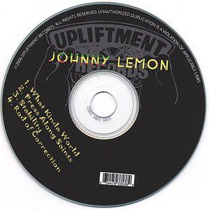 Johnny Lemon EP