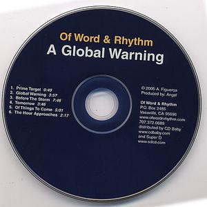 Global Warning EP