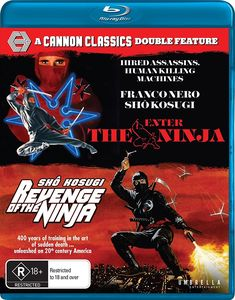 Enter The Ninja /  Revenge Of The Ninja (Cannon Classics) [Import]