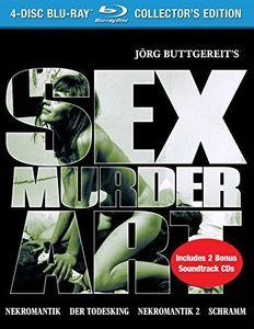 Sex Murder Art: Films of Jörg Buttgereit
