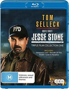 Jesse Stone: Triple Film Collection One [Import]