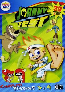 Johnny Test: The Complete Seasons 3 and 4