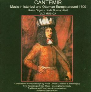 Cantemir: Music in Istanbul