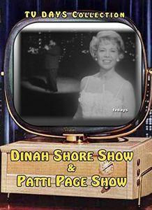 Dinah Shore Show /  Patti Page Show