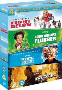 Disney Adventures-8 Below/ Flubber/ Race to Witch Mo [Import]